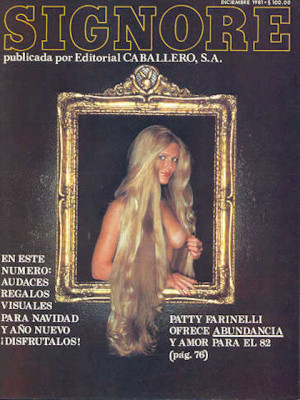 Playboy Mexico - Dec 1981