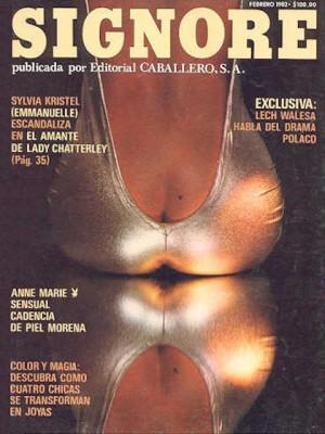 Playboy Mexico - Feb 1982
