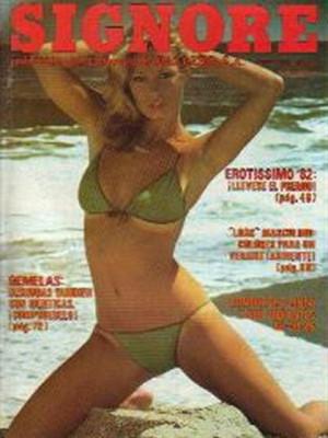 Playboy Mexico - April 1982