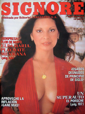 Playboy Mexico - May 1982
