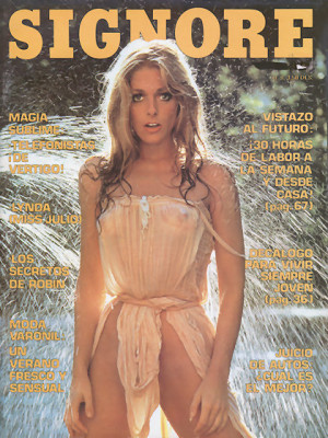Playboy Mexico - July 1982