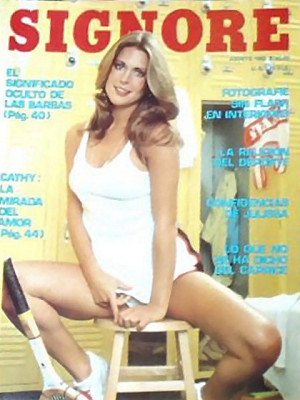 Playboy Mexico - August 1982