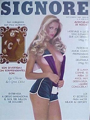 Playboy Mexico - Sep 1982