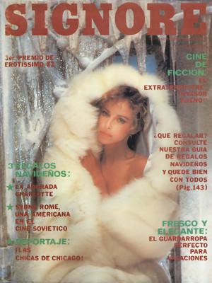 Playboy Mexico - Dec 1982