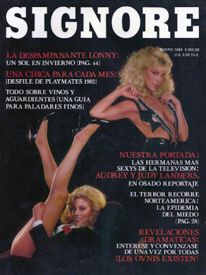 Playboy Mexico - Jan 1983