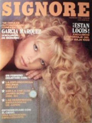 Playboy Mexico - Feb 1983
