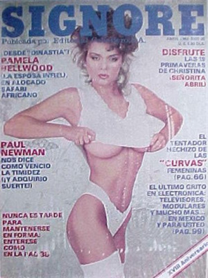 Playboy Mexico - April 1983