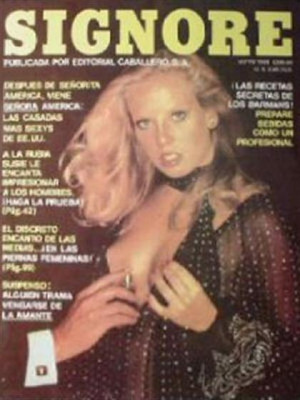 Playboy Mexico - May 1983
