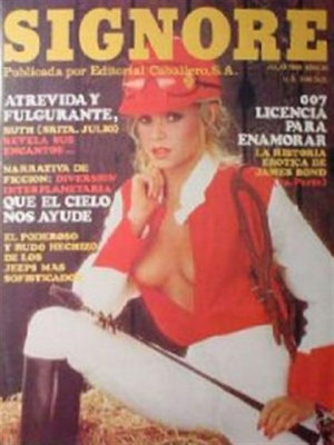 Playboy Mexico - July 1983