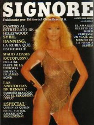 Playboy Mexico - August 1983