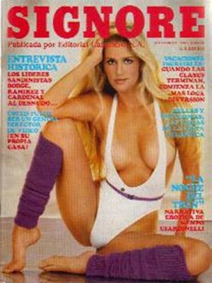 Playboy Mexico - Sep 1983