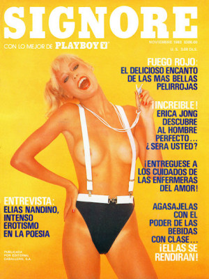 Playboy Mexico - Nov 1983