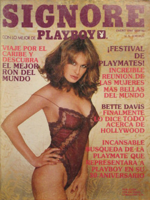 Playboy Mexico - Jan 1984