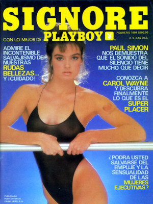 Playboy Mexico - Feb 1984