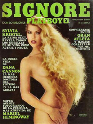 Playboy Mexico - March 1984