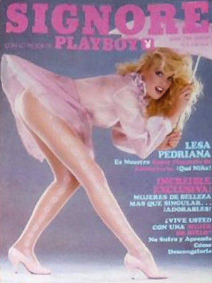Playboy Mexico - April 1984