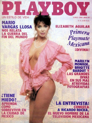 Playboy Mexico - June 1984