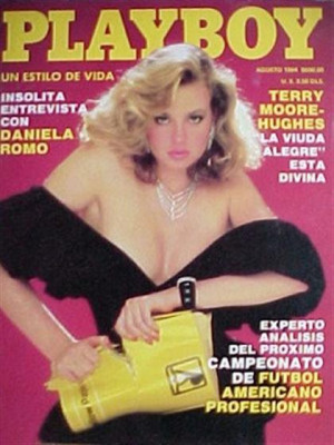 Playboy Mexico - August 1984