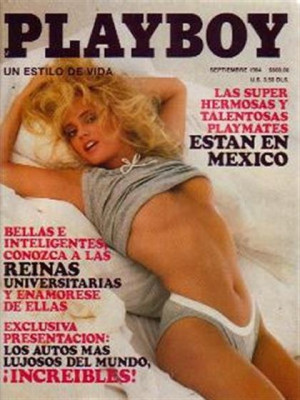 Playboy Mexico - Sep 1984