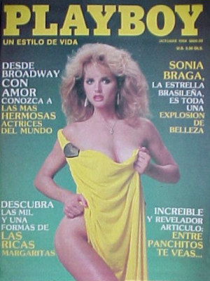 Playboy Mexico - Oct 1984