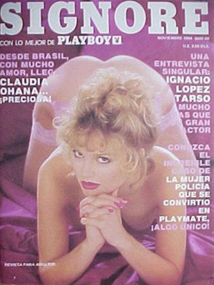 Playboy Mexico - Nov 1984