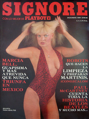 Playboy Mexico - Dec 1984