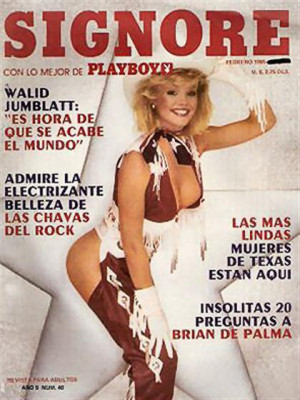 Playboy Mexico - Feb 1985
