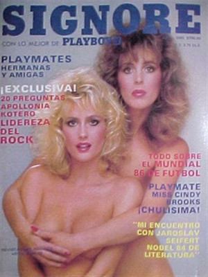 Playboy Mexico - April 1985
