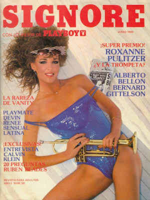 Playboy Mexico - June 1985