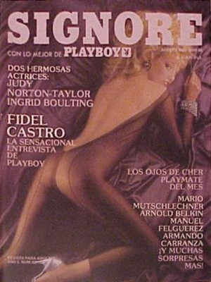 Playboy Mexico - August 1985