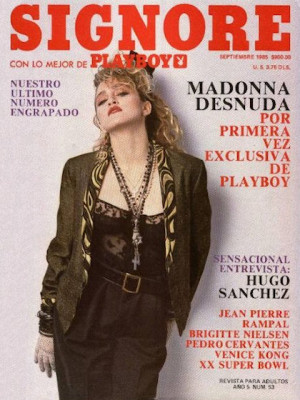 Playboy Mexico - Sep 1985