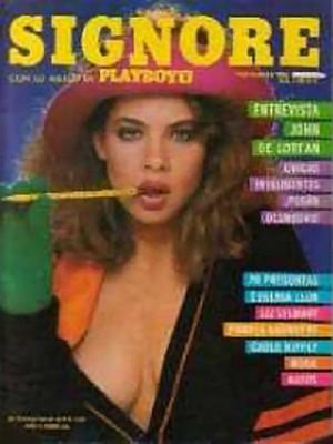 Playboy Mexico - Nov 1985