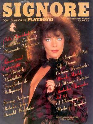 Playboy Mexico - Dec 1985