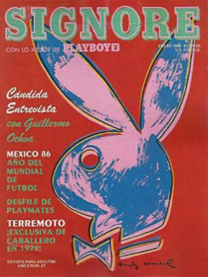 Playboy Mexico - Jan 1986