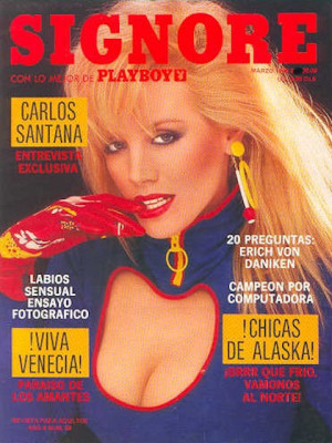 Playboy Mexico - March 1986
