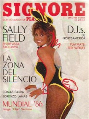 Playboy Mexico - April 1986