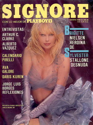 Playboy Mexico - August 1986