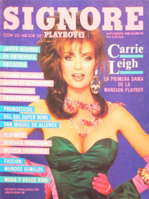 Playboy Mexico - Sep 1986
