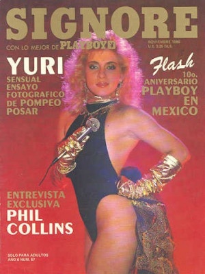 Playboy Mexico - Nov 1986