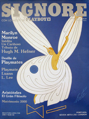 Playboy Mexico - Jan 1987