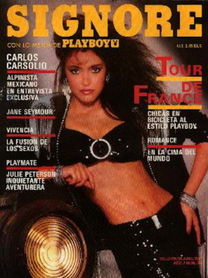 Playboy Mexico - Feb 1987