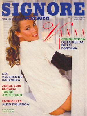 Playboy Mexico - May 1987