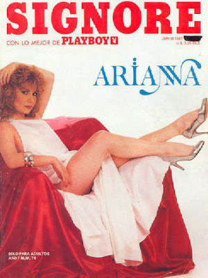 Playboy Mexico - June 1987