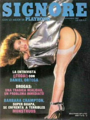 Playboy Mexico - Nov 1987