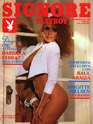 Playboy Mexico - Dec 1987