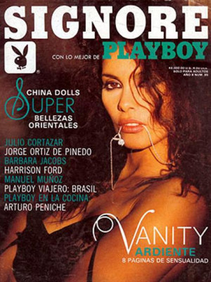 Playboy Mexico - April 1988