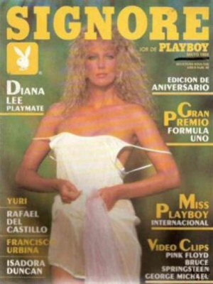 Playboy Mexico - May 1988