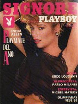 Playboy Mexico - June 1988