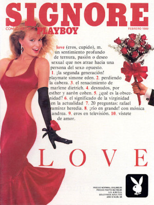 Playboy Mexico - Feb 1989