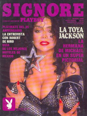 Playboy Mexico - March 1989